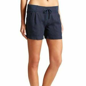 Athleta Creston Linen Shorts